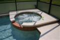 Own pool and spa