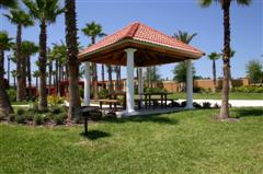 Solana Resort Florida - BBQ area