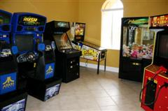 Solana Resort Florida - Games Arcade